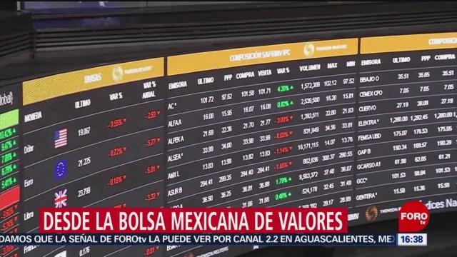 Foto: Deterioro Expectativas Económicas México BMV Hoy 25 Julio 2019