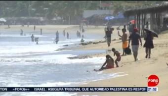 Foto: Playas Acapulco No Son Aptas Turismo 8 Julio 2019