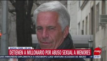Foto: Detienen Millonario Eu Violación Decenas Adolescentes 8 Julio 2019