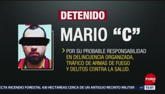 FOTO: Detienen a presunto operador financiero del cártel de Sinaloa