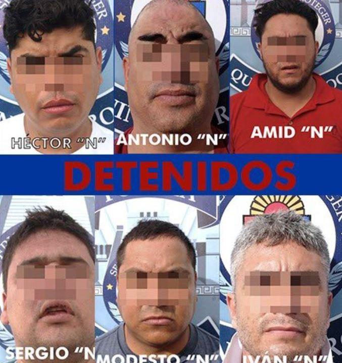 Detienen a presuntos integrantes del Cártel de Sinaloa que aparecieron en documental