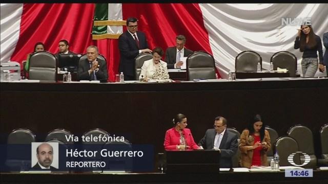 Foto: Diputados Aprueban Comisiones Ley Extinción Dominio 25 Julio 2019