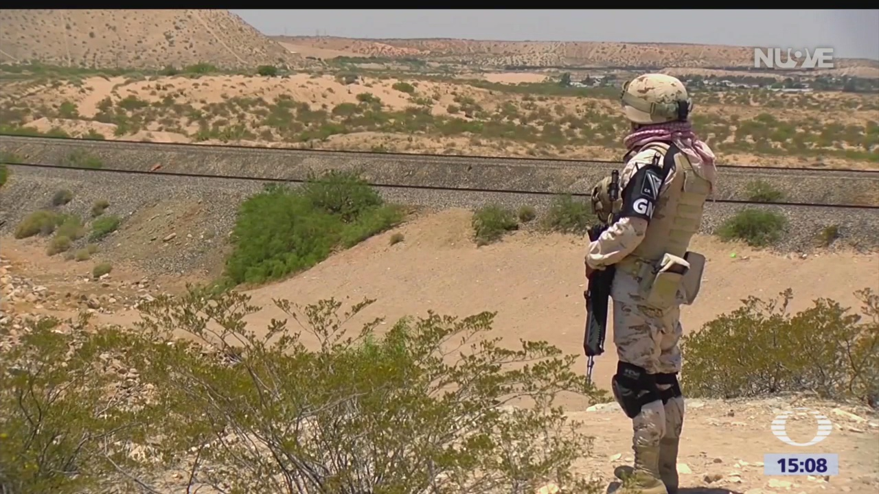 Disminuye detención de migrantes en Texas: Patrulla Fronteriza