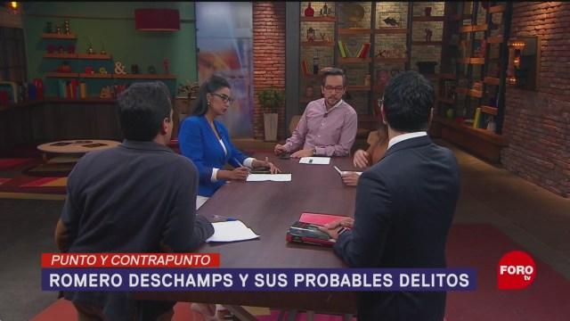 Foto: Caso Romero Deschamps Lider Pertrolero Acusaciones FGR 23 Julio 2019