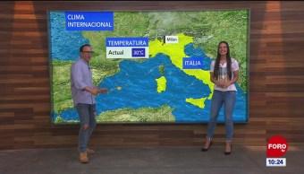 El clima internacional en Expreso del 19 de julio del 2019