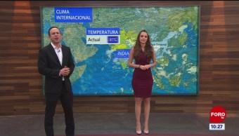 El clima internacional en Expreso del 23 de julio del 2019