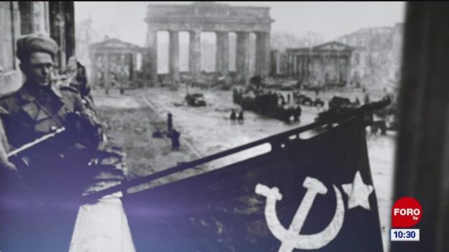 el fin de la segunda guerra mundial