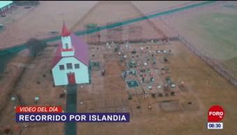 #ElVideodelDía: Recorrido por Islandia