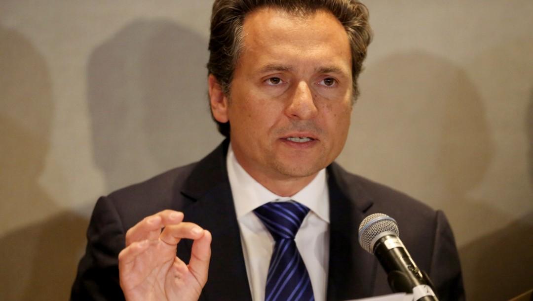Foto: Emilio Lozoya, exdirector de Pemex, 24 julio 2019