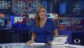 Foto: En Punto Denise Maerker Televisa 16 Julio 2019