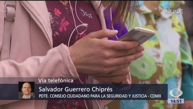 Foto: Entra en vigor decreto que prohíbe venta de celulares en tianguis de CDMX