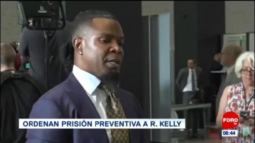 #EspectáculosenExpreso: Ordenan prisión preventiva a R. Kelly