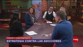 Foto: Estrategia Contra Adicciones Durante Gobierno AMLO