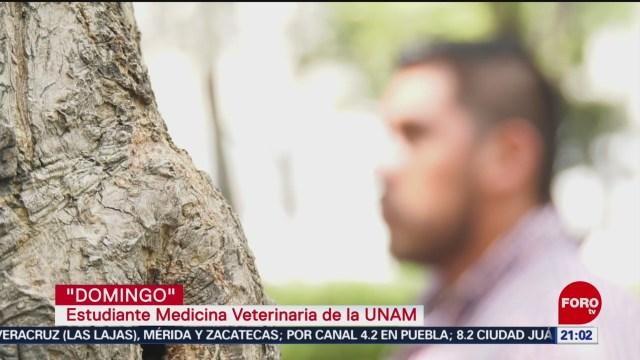 Foto: Estudiantes Facultad Veterinaria Unam Víctimas Comando 6 Julio 2019