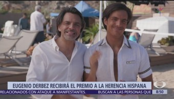 Eugenio Derbez recibirá Premio de la Herencia Hispana en Washington