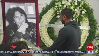 Foto: Funeral Cronista Armando Ramírez 11 Julio 2019