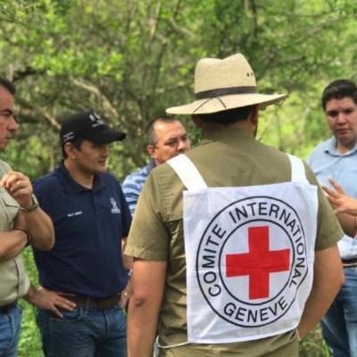 Buscan restos humanos en fosas de predio 'La Guapota' en Veracruz