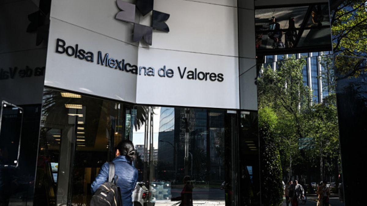 Foto: Sede de la Bolsa Mexicana de Valores (BMV) en la Ciudad de México. El 3 de diciembre de 2018