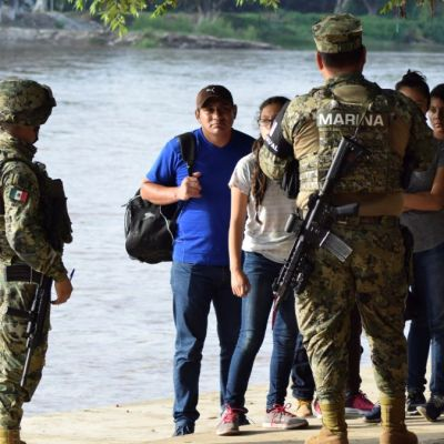 Deportaciones en México aumentaron en junio tras acuerdo con Trump