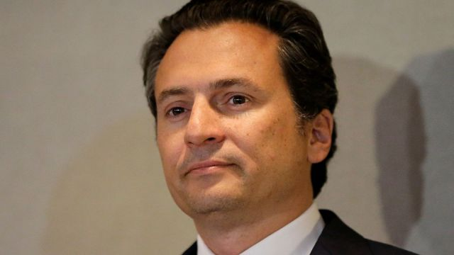 Foto: Emilio Lozoya, exdirector general de Pemex. El 17 de agosto de 2017