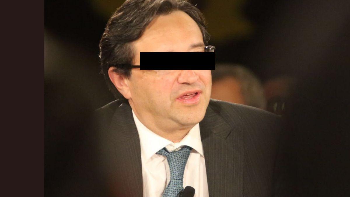 Foto: José Manuel Carrera, exdirector corporativo de Alianzas y Nuevos Negocios de Pemex. Twitter/@Pemex