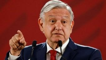 Foto: Andrés Manuel López Obrador, presidente de México. El 22 de julio de 2019