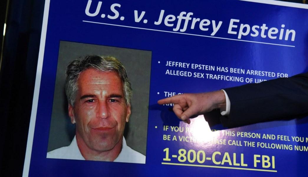 Foto: Jeffrey Epstein comparece en el Tribunal Federal de Manhattan por cargos de tráfico sexual. El 8 de julio de 2019