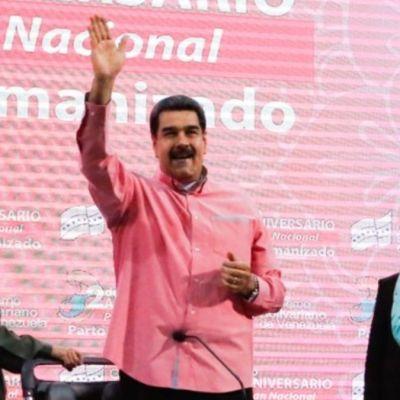 Maduro afirma que oficina de Bachelet es 'enemiga' de Venezuela