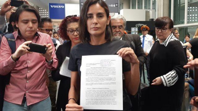 Foto: La clavadista olímpica Paola Espinosa presentó una denuncia por daño moral y amenazas. El 4 de julio de 2019