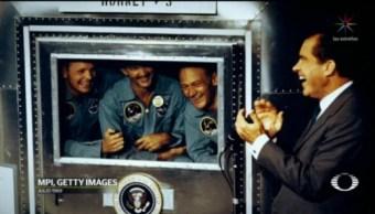Foto: Fotos Historicas Apolo 11 50 Años Llegada Hombre Luna 15 Julio 2019