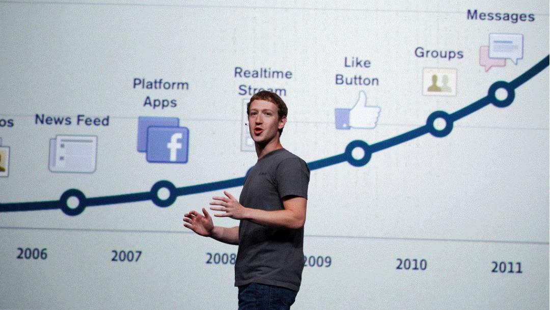 Imagen: Multan a Facebook con unos 5.000 millones de dólares por violaciones a la privacidad, 12 de julio de 2019 (AP, archivo)