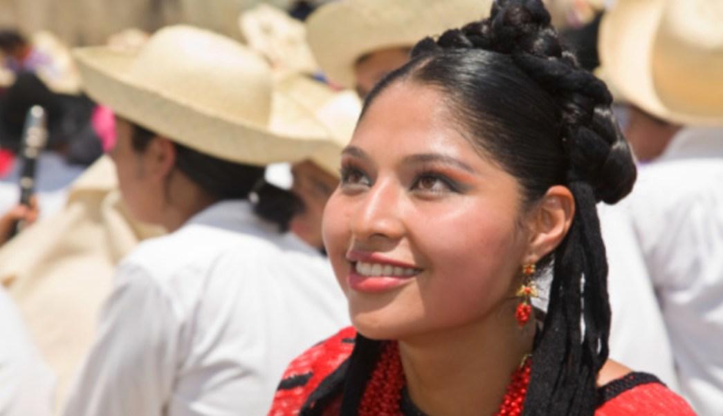 Imagen: Este domingo se realizó un ensayo general más en Oaxaca, el 20 de julio de 2019 (Getty Images, archivo)