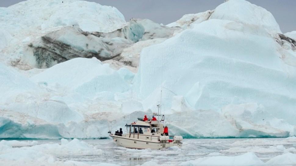 Foto:Ola de calor que azota países de Europa podría afectar Groenlandia, 26 julio 2019