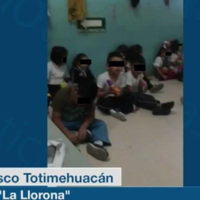 VIDEO: Maestras aterrorizan a niños de guardería con 'la Llorona'