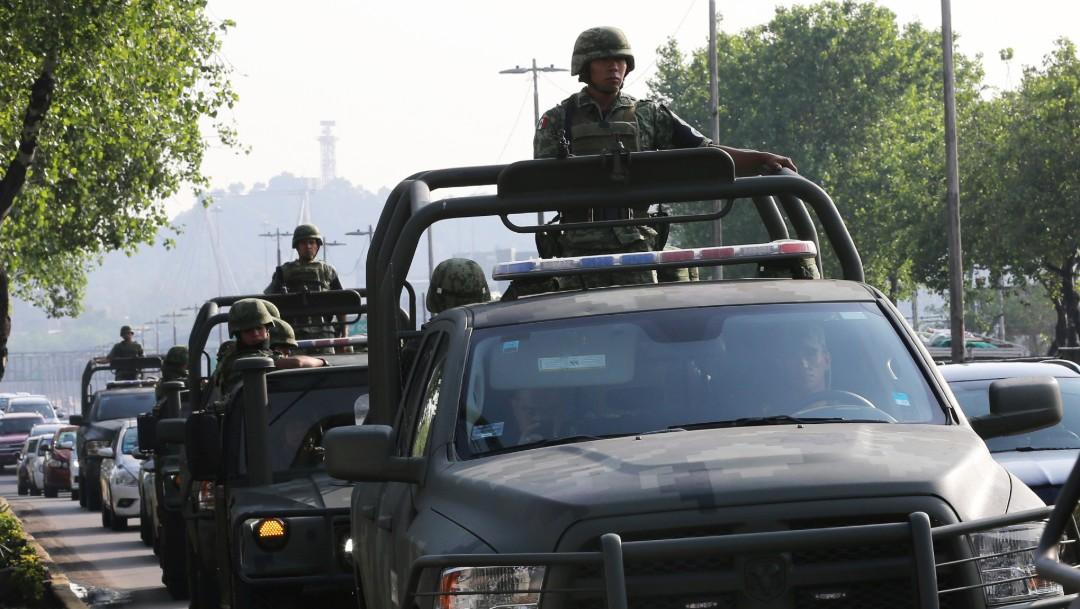 Foto: Guardia Nacional Iztapalapa, 4 de julio de 2019, Ciudad de México