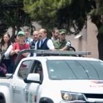 Foto: La presencia de la Guardia Nacional forma parte de una estrategia para tener una ciudad segura, dijo la jefa de Gobierno, Claudia Sheinbaum, el 13 de julio de 2019 (Twitter @Claudiashein)