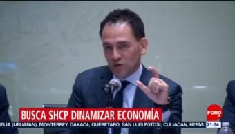 Foto: Hacienda Economía Herrera 29 Julio 2019