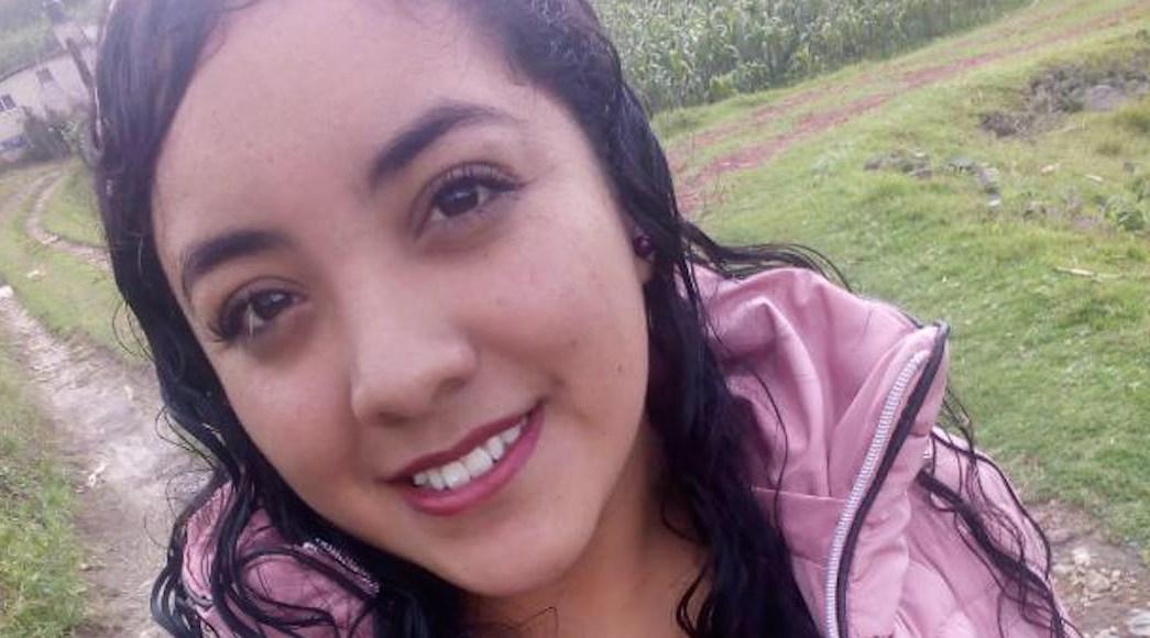 Foto Halla cadáver de Brenda Cruz García, joven desaparecida en Amanalco 19 julio 2019