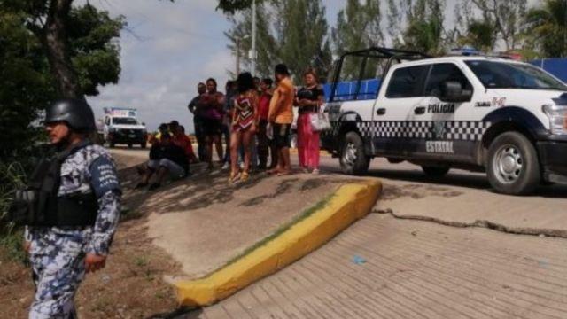 Hallan cuerpo de menor en Veracruz,