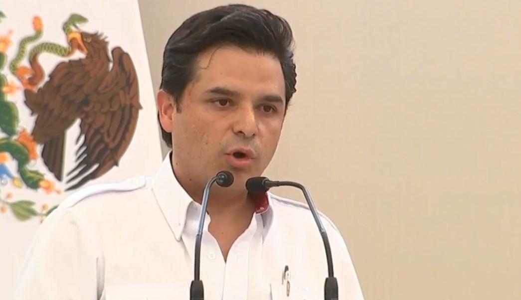 Imagen: Hasta 5 mil empresas incurrieron en esta modalidad, 23 de julio de 2019 (Presidencia de México, archivo)