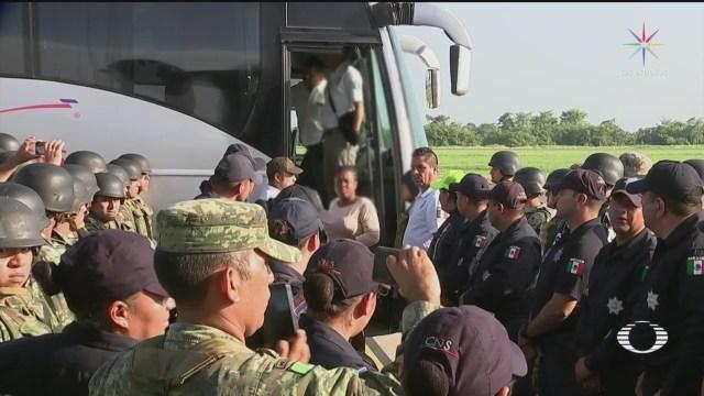 Foto: Inm Deporta Migrantes Haitianos Tapachula Chiapas 1 Julio 2019