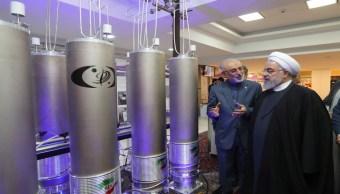 Foto Irán eleva el nivel de su uranio enriquecido 8 julio 2019