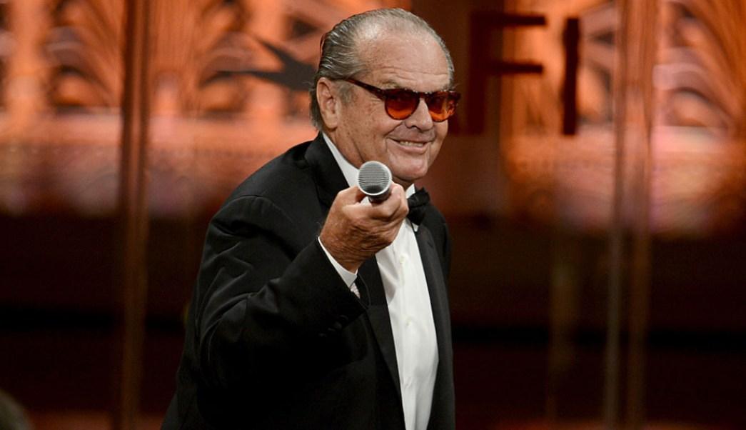 Jack Nicholson (Getty Images)