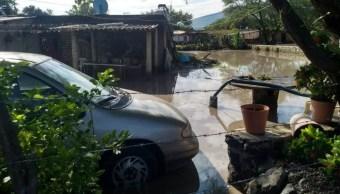Foto: Lluvias en Jalisco, 28 de julio de 2019, México