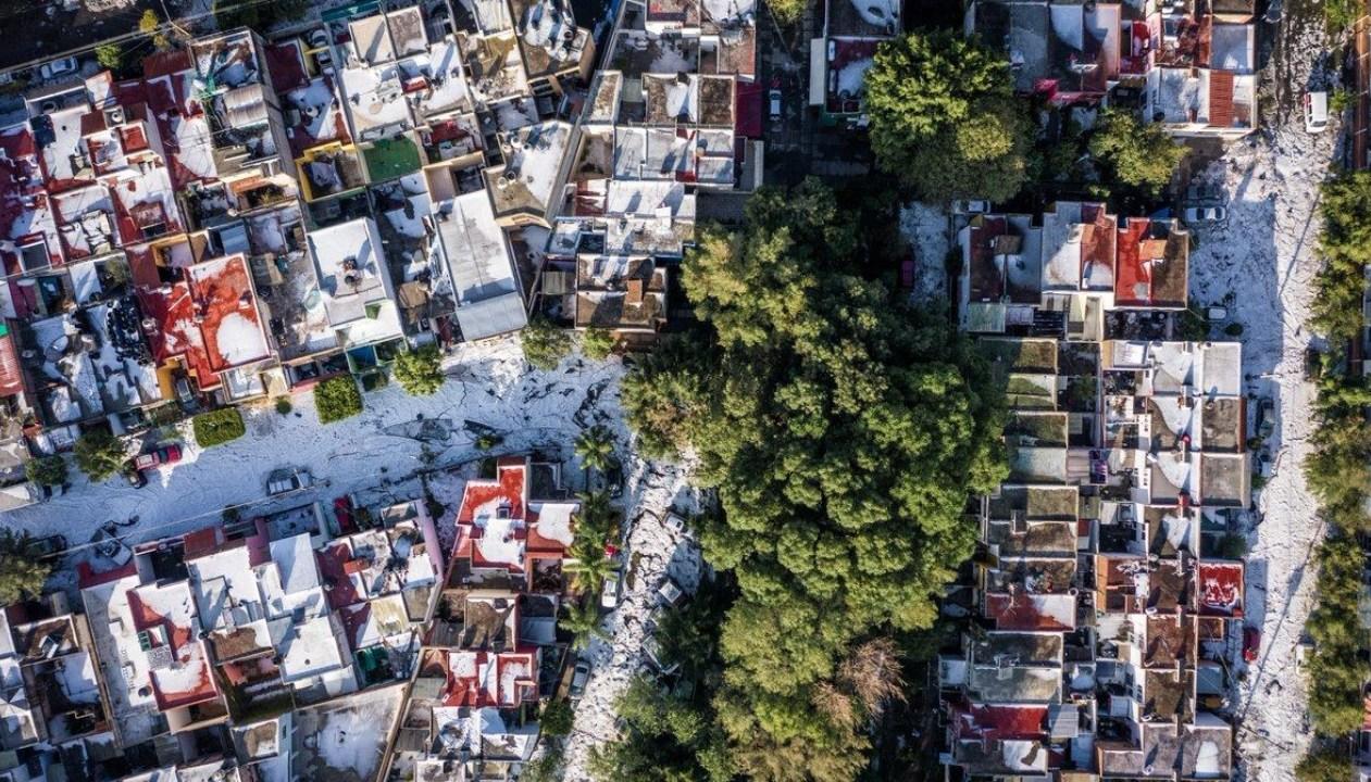 Tromba de hielo en Jalisco: Intensifican limpieza ante probabilidades de más tormentas