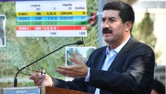 Foto: Javier Corral, gobernador de Chihuahua, 24 de junio 2019. Facebook-Javier Corral