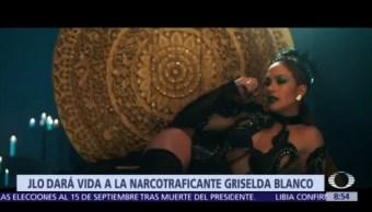 Jennifer Lopez prepara película de la narcotraficante Griselda Blanco