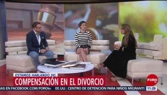 La compensación en el divorcio
