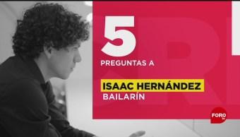 FOTO: La danza es mi vida: Isaac Hernández, 6 Julio 2019