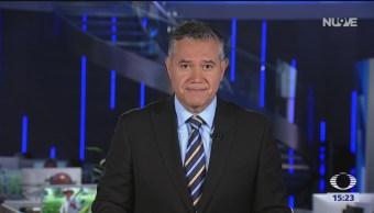 Foto: Noticias con Karla Iberia Programa del 10 de julio del 2019